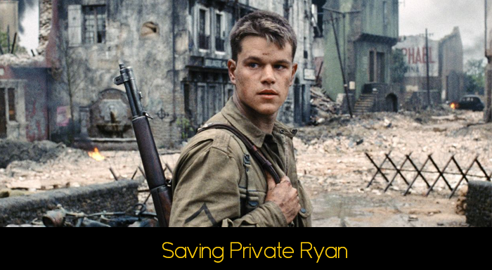Matt Damon Filmleri - Saving Private Ryan