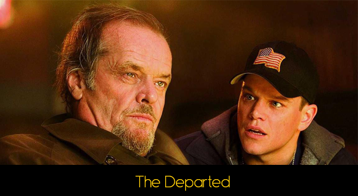 Matt Damon Filmleri - The Departed