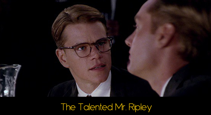 Matt Damon Filmleri - The Talented Mr Ripley