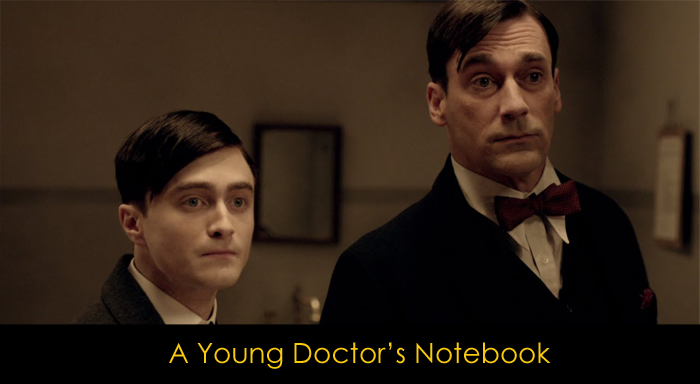 A Young Doctor's Notebook & Other Stories dizisi inceleme