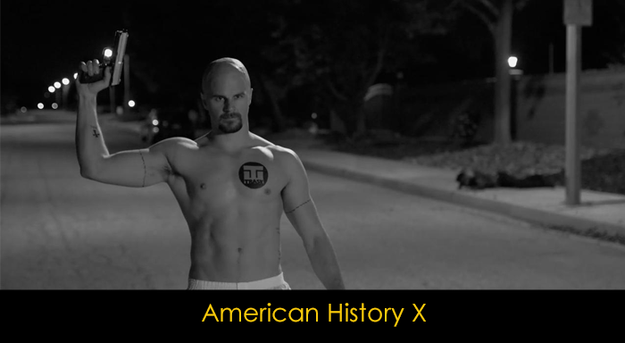 Irkçılık temasını işleyen filmler - American History X
