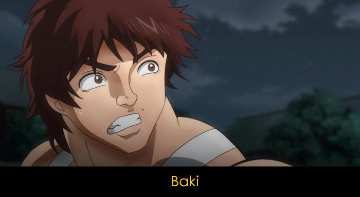 Netflix Animeleri - Baki