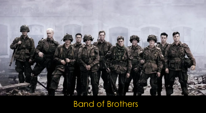band of brothers dizisi
