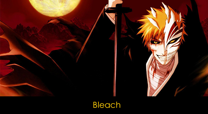 Netflix Animeleri - Bleach