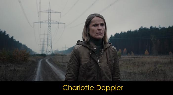 Dark dizisi oyuncuları - Charlotte Doppler