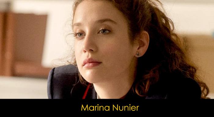 Elite dizisi oyuncuları - Marina
