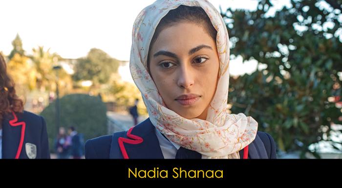 Elite dizisi oyuncuları - Nadia