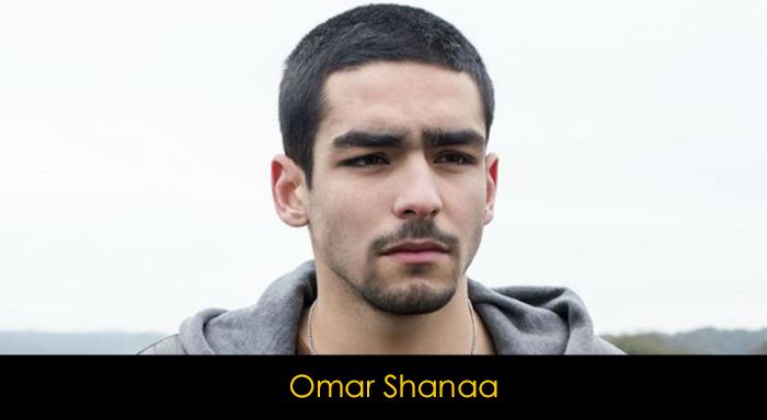 Elite dizisi oyuncuları - Omar