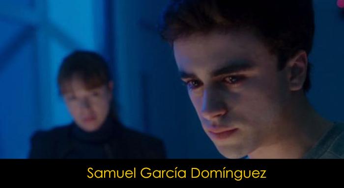 Elite dizisi oyuncuları - Samuel
