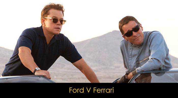 En İyi Matt Damon Filmleri - Ford v Ferrari