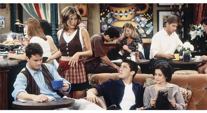 Friends dizisi konusu ve oyuncuları