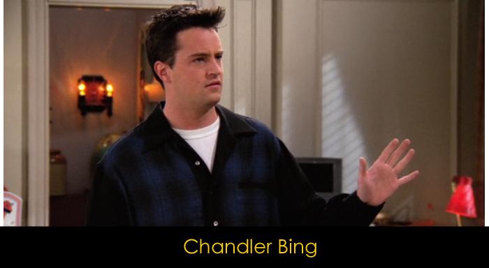 Friends Oyuncuları - Chandler Bing