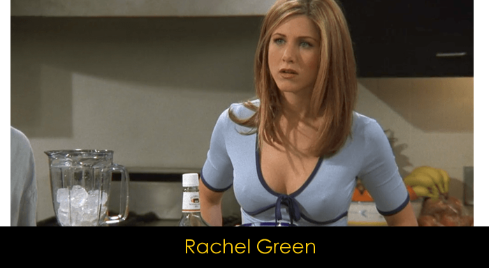 Friends  Oyuncuları - Rachel Green