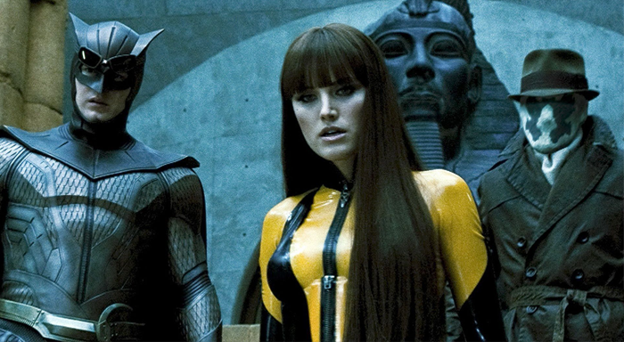 Watchmen film incelemesi