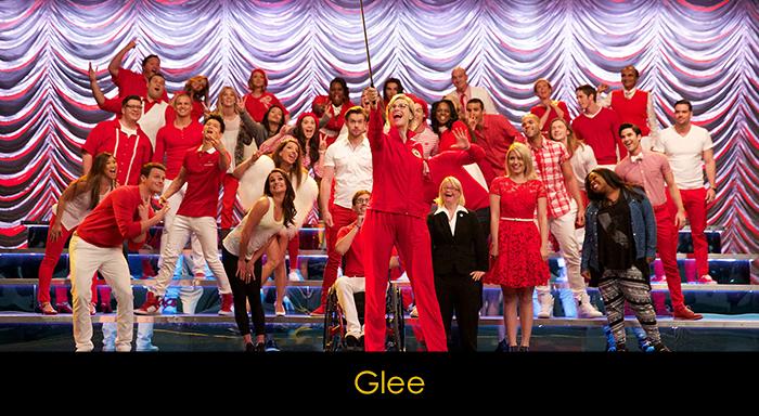 Netflix Gençlik Dizileri - Glee