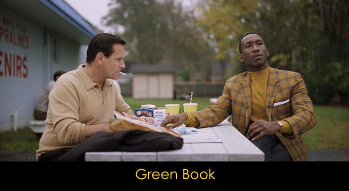 Irkçılık temasını işleyen filmler - Green Book