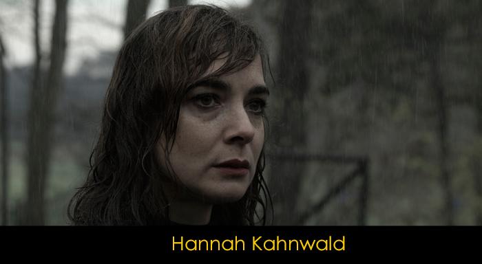 Dark dizisi oyuncuları- Hannah Kahnwald
