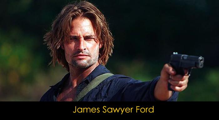 Lost dizisi konusu ve oyuncuları - Sawyer