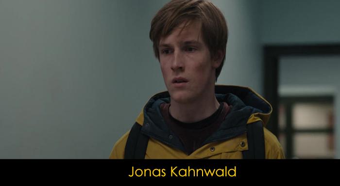 Dark dizisi oyuncuları- Jonas Kahnwald