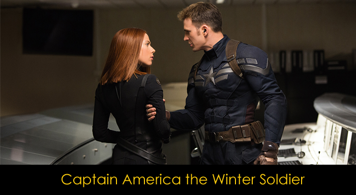 Kaptan Amerika  Kış Askeri İncelemesi