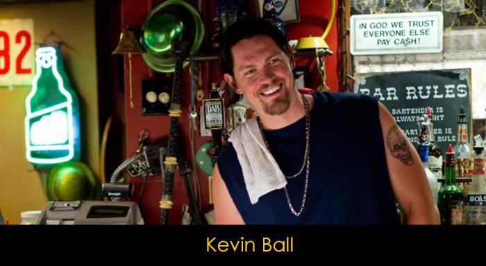 Shamless Oyuncuları - Kevin Ball