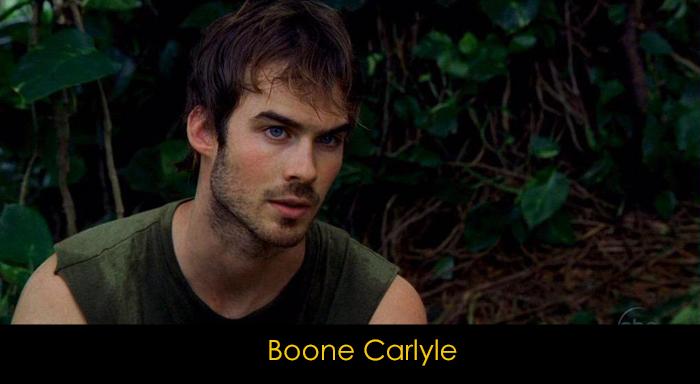 Lost dizisi konusu ve oyuncuları - Boone Carlyle