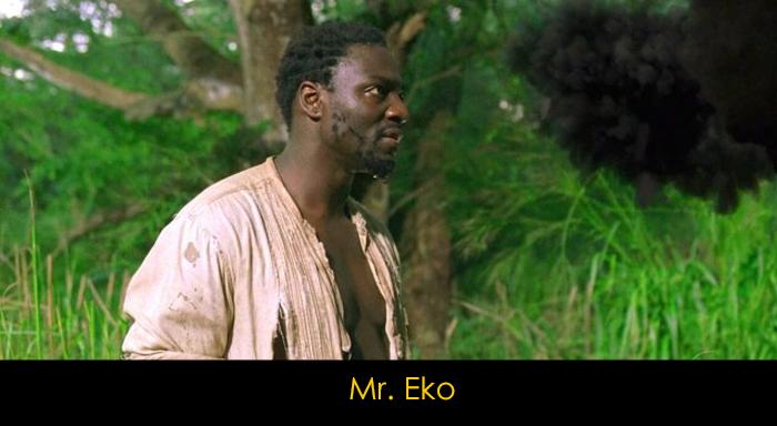 Lost dizisi konusu ve oyuncuları - Mr Eko