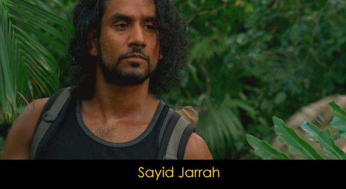 Lost dizisi konusu ve oyuncuları - Sayid Jarrah