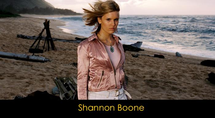 Lost dizisi konusu ve oyuncuları - Shannon Boone
