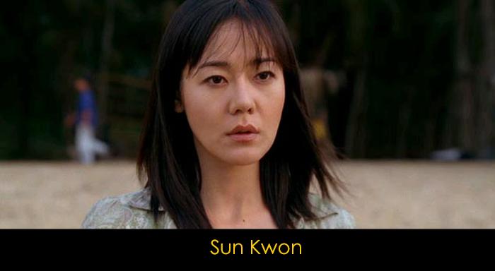Lost dizisi konusu ve oyuncuları - Sun Kwon