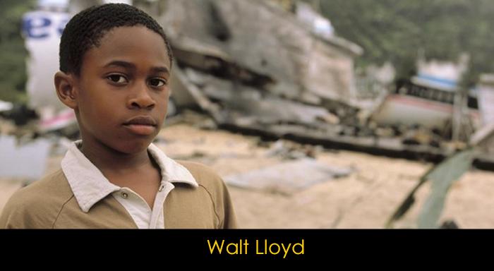 Lost dizisi konusu ve oyuncuları - Walt Lloyd