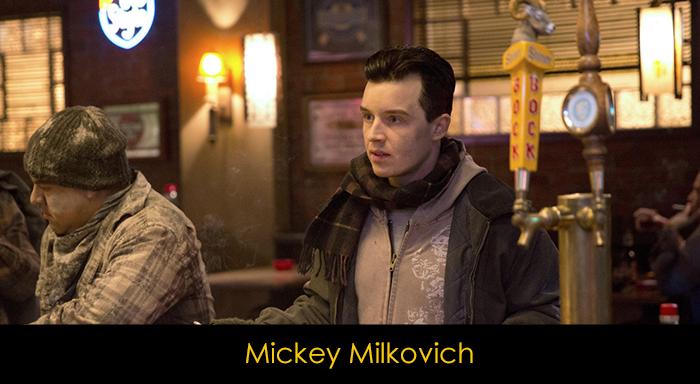 Shamless Oyuncuları - Mickey Milkovich