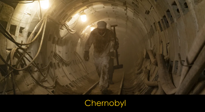 Chernobyl - Mini Diziler