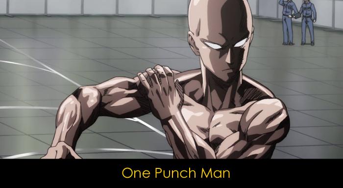 one punch man - anime önerisi