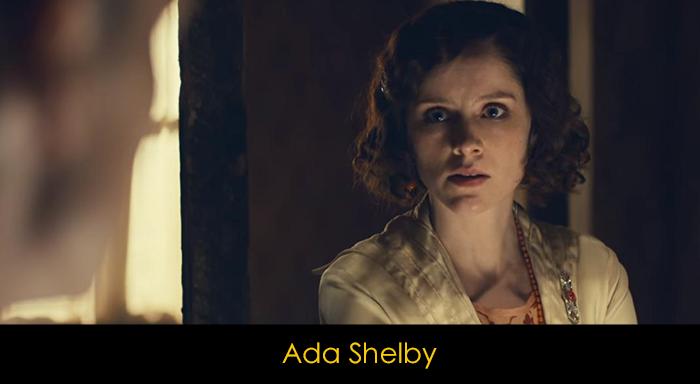 Peaky Blinders oyuncuları - Ada Shelby