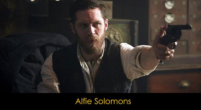 Peaky Blinders oyuncuları - Alfie Solomons