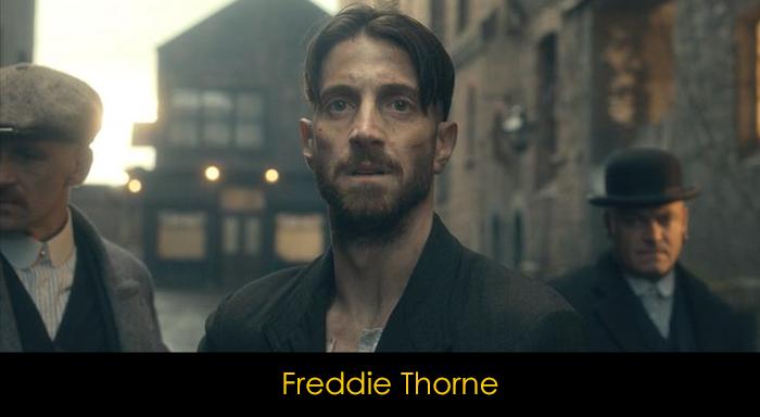 Peaky Blinders oyuncuları - Freddie