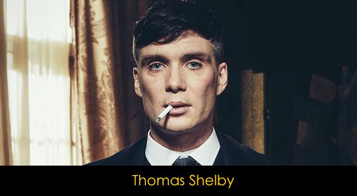 Peaky Blinders oyuncuları - Thomas Shelby