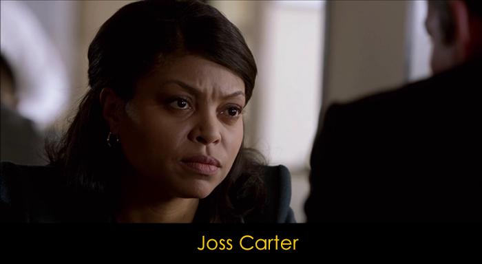 Person of Interest oyuncuları - Carter