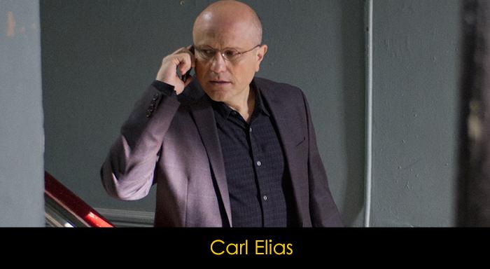 Person of Interest oyuncuları - Elias
