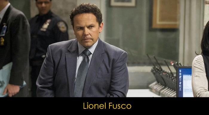 Person of Interest oyuncuları - Fusco