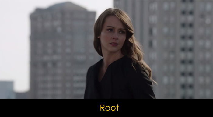 Person of Interest oyuncuları - Root
