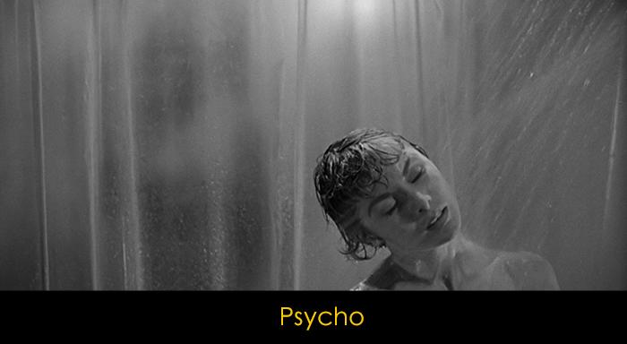 Psikolojik Filmler - Psycho