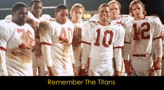 Irkçılık temasını işleyen filmler - Remember The Titans