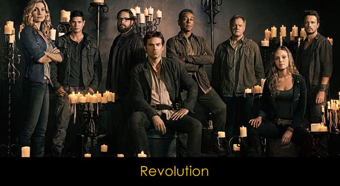 Revolution dizi incelemesi