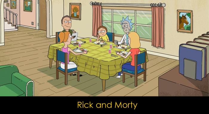 Rick and morty dizi incelemesi