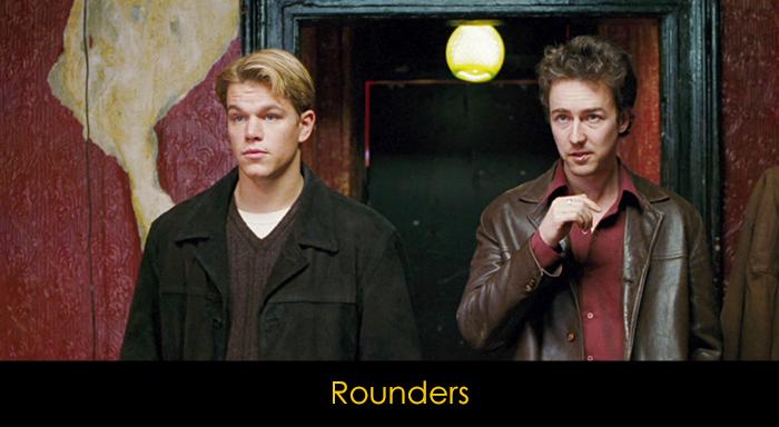 En İyi Matt Damon Filmleri - Rounders