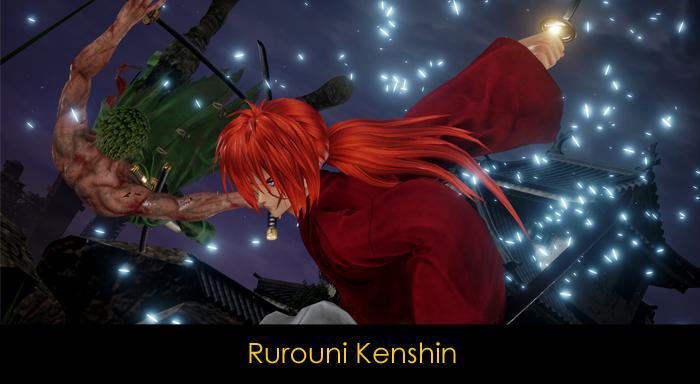 Rurouni Kenshin anime incelemesi