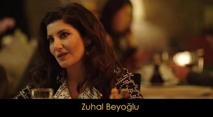 Şahsiyet dizisi oyuncuları - Zuhal