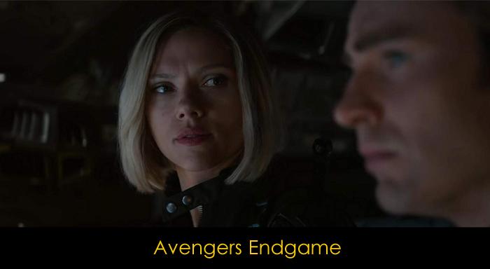 Scarlet Johansson filmleri - Avengers Endgame
